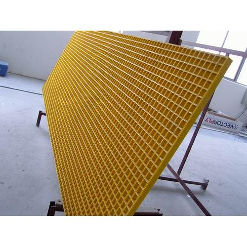 FRP(Fiber Reinforce Plastic) Grating